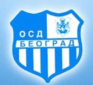 OSD Beograd - Image: OSD Beograd Logo