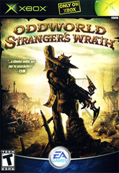 Picture of a game: Oddworld: Stranger's Wrath