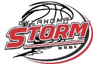Oklahoma Storm - Image: Oklahoma storm logo
