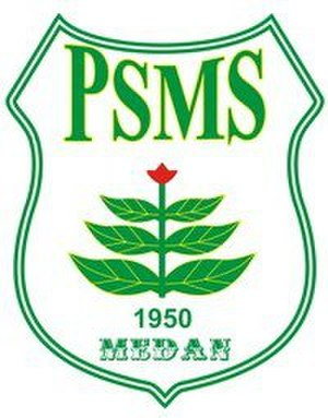 PSMS Medan - The first crest worn by PSMS