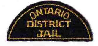Bracebridge Jail - Image: Ontario District Jail