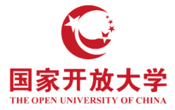 Open University of China logo.png