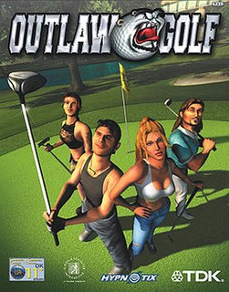 <i>Outlaw Golf</i> Video game series