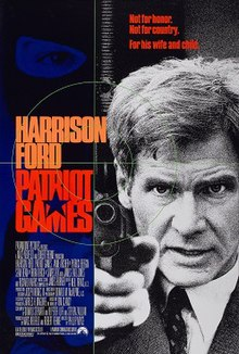 Patriot Games Film Wikipedia