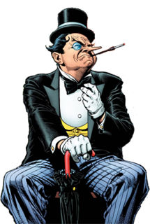 Penguin (character) Supervillain appearing in DC Comics publications and related media