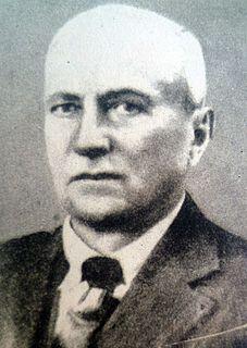 Petro Poga Albanian politician
