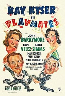 Playmates (1941 film) poster.jpg