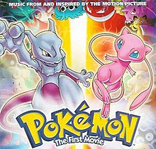 Pokémon The First Movie Soundtrack Wikipedia