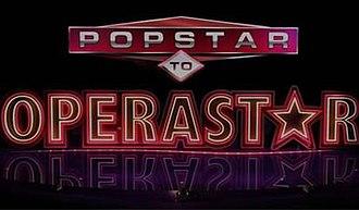 Popstar to Operastar - Image: Popstar to Operastar