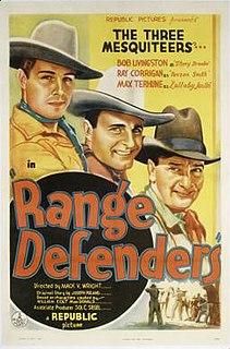 <i>Range Defenders</i> 1937 film by Mack V. Wright