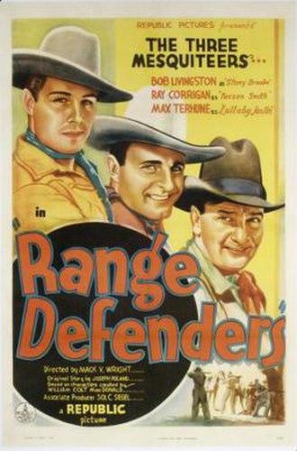 Range Defenders - Image: Poster of the movie Range Defenders