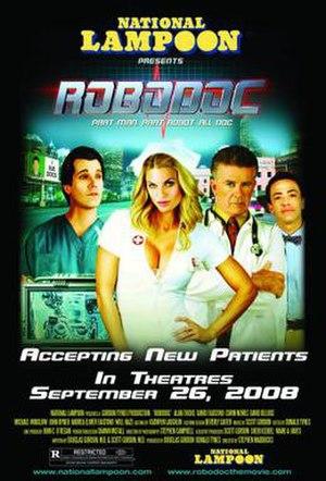 RoboDoc - Image: Poster of the movie Robo Doc