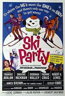 <i>Ski Party</i> 1965 film by Alan Rafkin