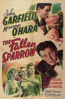 Poster of the movie The Fallen Sparrow.jpg