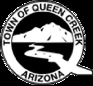 Queen Creek, Arizona - Image: Queencreekaz seal