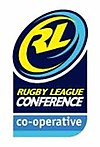 Rugby League Conference competition logo