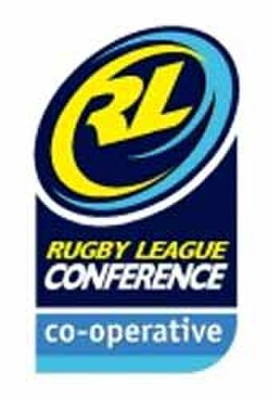 Rugby League Conference - Image: RLC logo