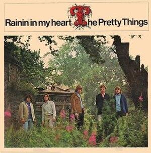 Rainin' in My Heart - Image: Rainin' in my heart EP cover