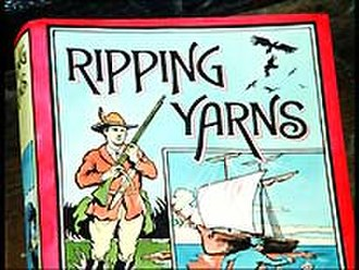 Ripping Yarns - Title card