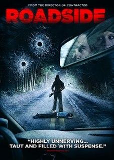 <i>Roadside</i> (film) 2013 film directed by Eric England
