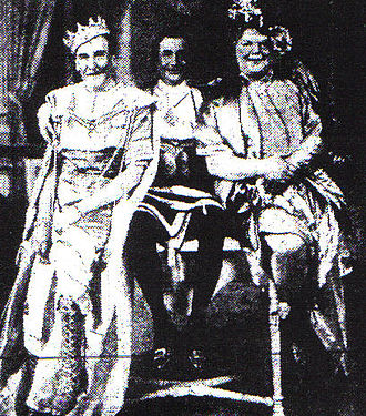 Two Merry Monarchs - Robert Whyte Jr., C. H. Workman, and Lennox Pawle