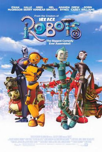 Robots (2005 film) - Image: Robots 2005Poster