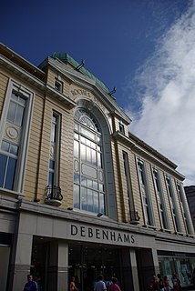 Debenhams Ireland