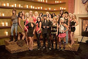 Rock of Love with Bret Michaels (season 2) - The cast of Rock of Love 2