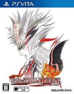 <i>SaGa: Scarlet Grace</i>