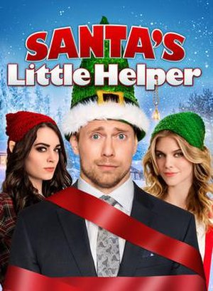 Santa's Little Helper (2015 film) - Image: Santa's Little Helper '15