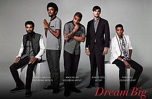 Sean John - Sean John's SS'14 Brand Campaign, DREAM BIG