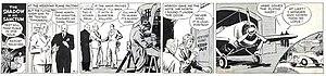 Vernon Greene - Vernon Greene's The Shadow (August 12, 1940).