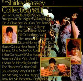 The Shirley Bassey Collection - Image: Shirley Bassey The Shirley Bassey Collection II