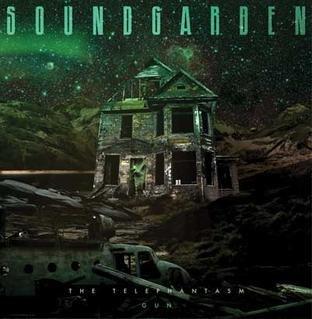Soundgarden 7inch the telephantasm