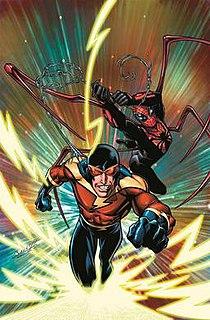 Speed Demon (comics) Marvel character