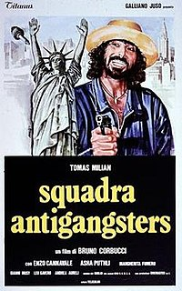 <i>The Gang That Sold America</i> 1979 Italian crime comedy film