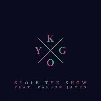 Kygo featuring Parson James - Stole the Show (studio acapella)