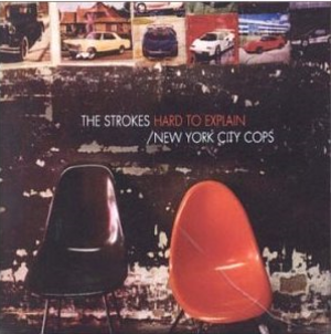 Hard to Explain - Image: Strokes hard to explain UK cover