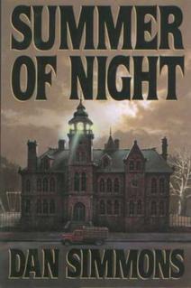 <i>Summer of Night</i> novel by Dan Simmons