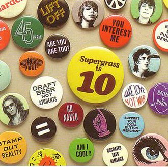Supergrass is 10 - Image: Supergrass is 10
