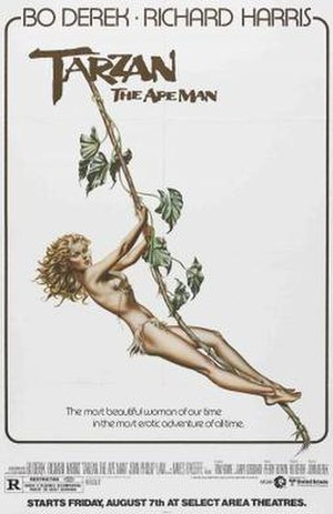 Tarzan, the Ape Man (1981 film) - Image: Tarzan, the Ape Man