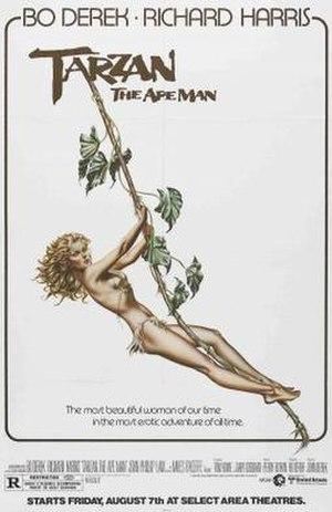 Tarzan, the Ape Man (1981 film)