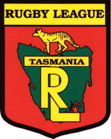 Image result for tasmania rugby league logo