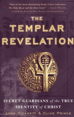 The Templar Revelation - First U.S. edition cover