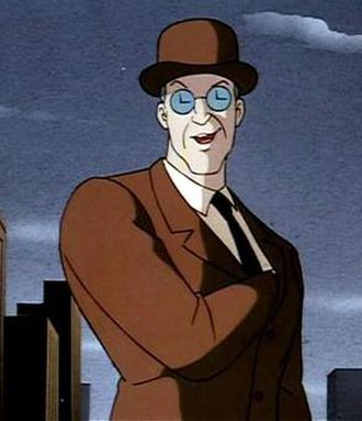 Clock King - Temple Fugate/The Clock King as seen in Batman: The Animated Series.