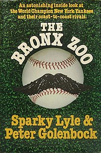 Cover of The Bronx Zoo