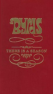 <i>There Is a Season</i> 2006 box set by The Byrds