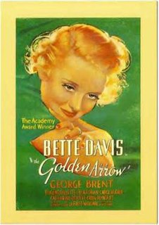 <i>The Golden Arrow</i> (1936 film) 1936 film by Alfred E. Green