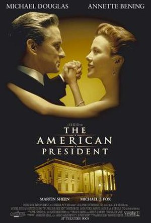 The American President - Theatrical release poster