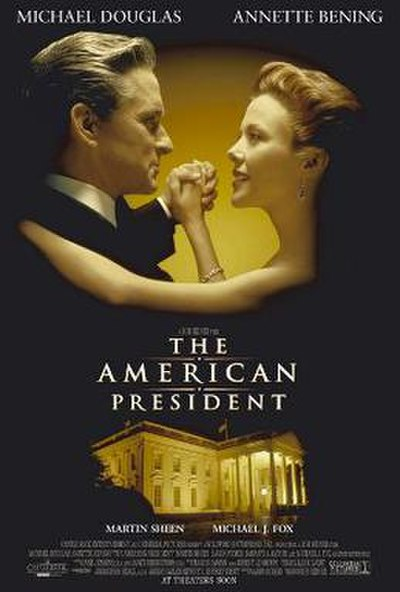 Picture of a movie: The American President